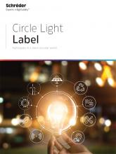 The Circle Light Label by Schréder enables customers to install luminaires for a circular economy